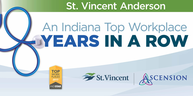 St. Vincent Anderson: An Indiana Top Workplace