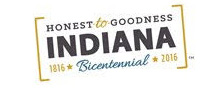 Honest to Goodness Indiana Tourism Logo