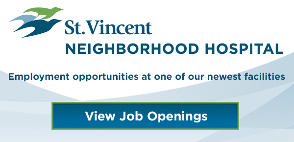 St. Vincent Neighborhood Hospital job openings
