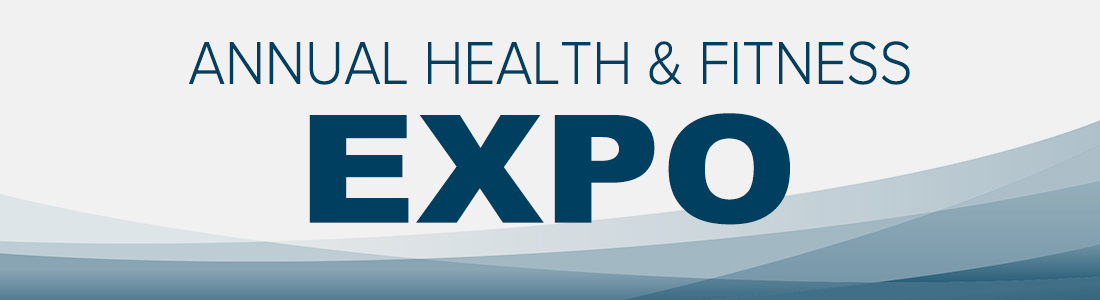 annual health and fitness expo